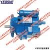 台湾YEOSHE油升柱塞泵 V15A2R10X系列柱塞泵