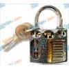 练功锁 挂锁 定制版切面挂锁 接受各种锁具切面制作量产。