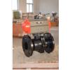 气动衬胶球阀 铸钢气动球阀 碳钢气动阀门