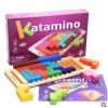 木制玩具Katamino 卡塔米诺挑战金头脑百变方块智力拼搭积木