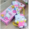 创意超萌猫电动吉他 儿童音乐早教 地摊热卖玩具
