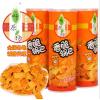 【叶原坊】供应商超零食 筒装香脆辣味杂粮锅巴 麻辣食品