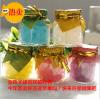 韩国牛皮纸星星糖 许愿瓶糖五彩星星糖果 儿童DIY零食糖果批发