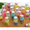 T25韩国糖果批发 桶装7ml星星糖瓶装糖果 儿童食品 学生喜爱糖果