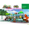 幼儿园户外大型玩具 大型组合滑梯