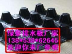 【地下室防排水板专用】4公分6公分绵竹市厂家供应
