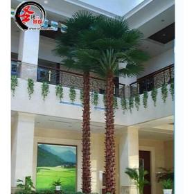 酒店仿真棕榈树报价