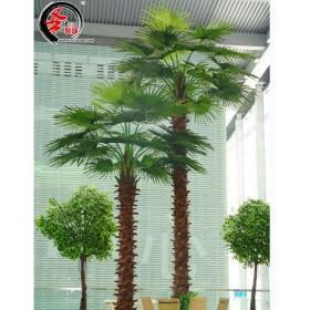 餐厅仿真棕榈树好用吗