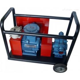 KYB移动式自吸滑板泵