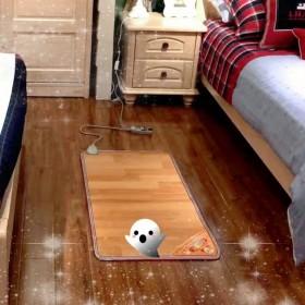 碳晶移动地暖垫取暖垫暖脚电热板无辐射制热效果好妇孺均可用