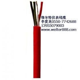 KFFRP耐油耐温氟塑料电缆-维尔特电缆