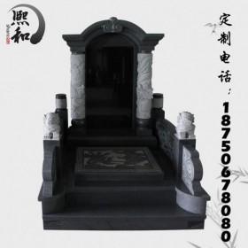 传统套墓出售 北京福建墓碑石材批发 可加工订制 材质任选
