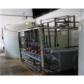 浙江杭州纯水设备丨电子工业超纯水设备