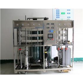 浙江泰州中水回用设备丨单晶硅半导体生产用水设备