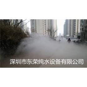 小区配套喷雾景观、喷雾降温设备