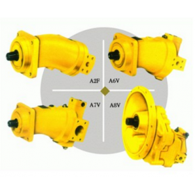 供应A2F10R1P2,A2F10R2P4,高压定量柱塞泵