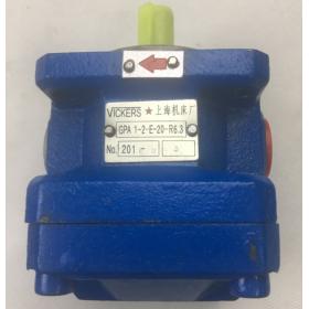 供应GPA1-2-E-20R6.3,磨床配套齿轮泵
