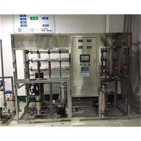 无锡软化水设备丨锡山区集成电路块生产高纯水设备