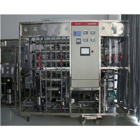 无锡纯水设备丨锡山区超纯水设备丨电子工业超纯水设备