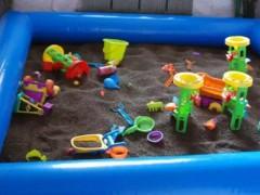 4岁男童沙池内玩耍后头疼 原是决明子进鼻孔发芽