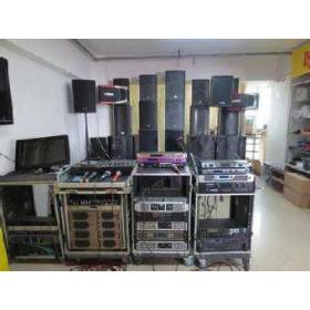 二手舞台音响灯光设备、DJ器材、KTV音响、DJ设备