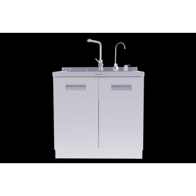 潮邦集成水槽CJS-80A  潮邦厨具  潮邦家具