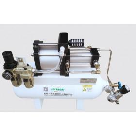 空气增压泵SY-850工作方式