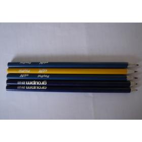 定制环保喷漆报纸铅笔
