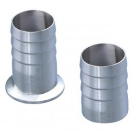卡箍式皮管接头 不锈钢管件 不锈钢接头