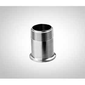 不锈钢丝扣接头(外螺纹)不锈钢管件 不锈钢接头