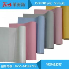 厂家直销单面绝缘硅胶布 耐高温硅胶布 库存充足厂价直销