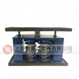 减震器 阻尼弹簧减震器 ZTF型可调式阻尼弹簧减震器