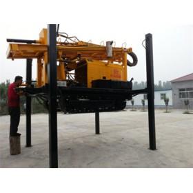 HW-200履带气动钻机厂家热销气动钻机价格