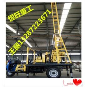 XYC-200三轮车载水井钻机厂家热销水井钻机价格