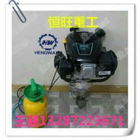 HW-B30取芯钻机厂家热销便携式取芯钻机价格