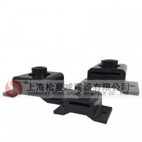 BE型低频复合橡胶减震器