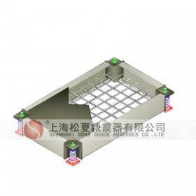QSA型水泵防震基座 水泵减震基座