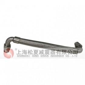 90度弯头金属软管 金属软管