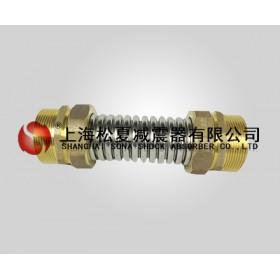 风机盘管 铜头空调软管 不锈钢金属软管