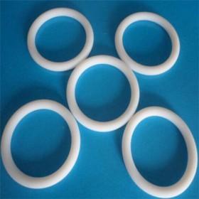厂家批发白色双层有缝包覆O型圈