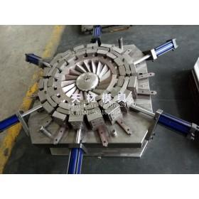 耐高温塑料脱硫塔模具 塑料叶轮模具