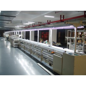倍速链生产线 信阳联广 自动封箱机 无铅波峰焊机 回流焊机
