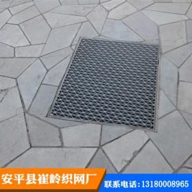 热镀锌钢格板格栅板 镀锌平台踏步板