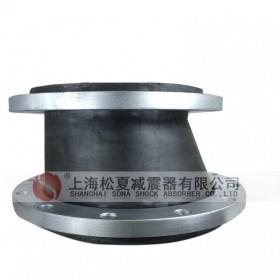 耐油偏心异径橡胶接头 耐油橡胶接头 上海松夏橡胶接头