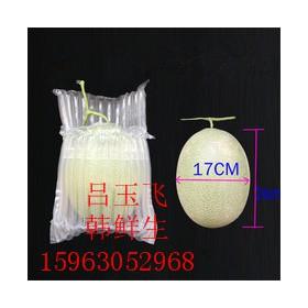 网纹瓜气柱袋生产厂家  网纹瓜充气柱