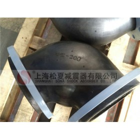 90度橡胶弯头 橡胶软接头 KWT型90度可曲挠橡胶弯头