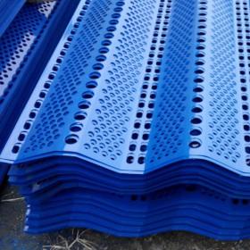 哪里生产防风抑尘网 怎样挑选挡风板 优质防尘网防风墙