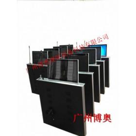 北京10寸平板电脑升降器价格会议桌桌面液晶升降系统厂家