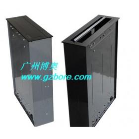 重庆无纸化会议系统升降显示终端 16寸超薄电容升降屏
