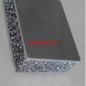 泡沫合金复合板,泡沫铝钪合金复合板,泡沫铝合金复合板